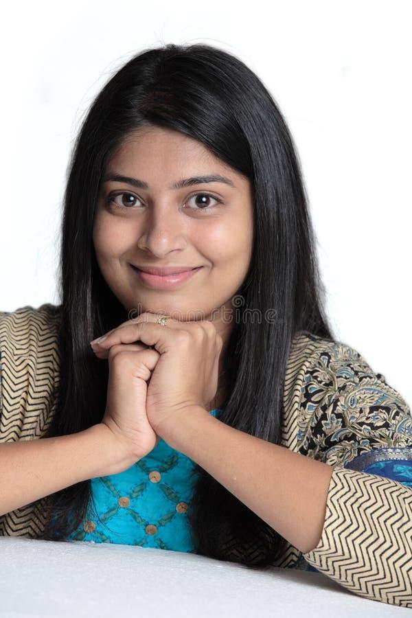 Donne indiane immagini stock