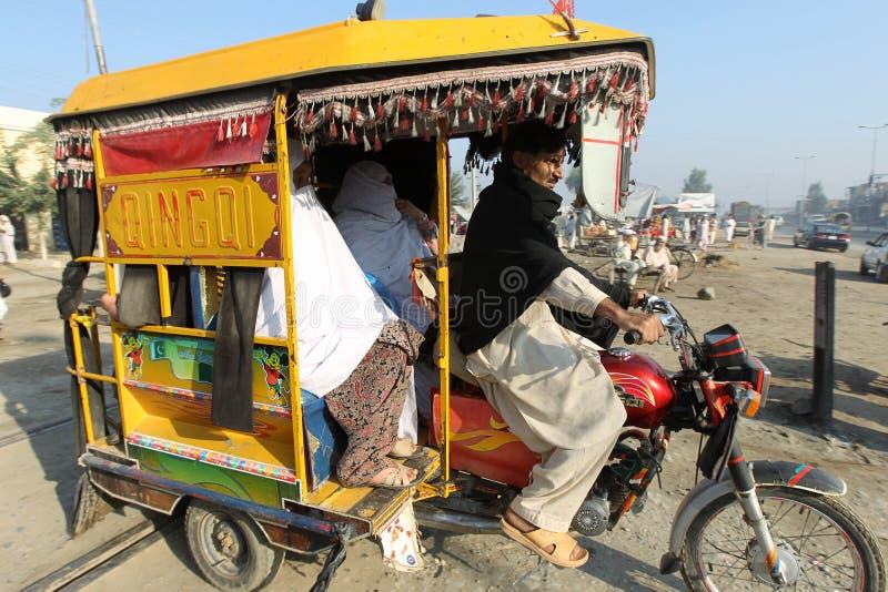 Donne nel Pakistan fotografia stock libera da diritti