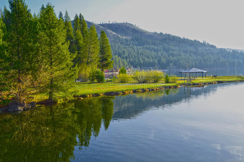 Donner Lake Park 1 stock photos