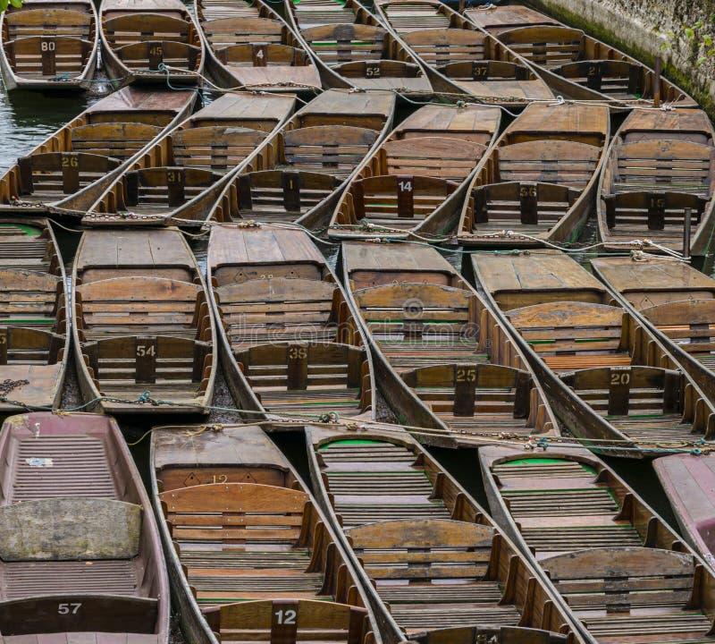 Donner un coup de volée à Oxford photographie stock libre de droits