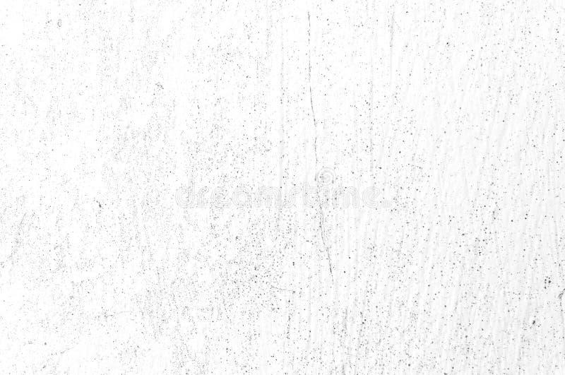 Donnez au style une consistance rugueuse grunge abstrait noir et blanc Texture d'abrégé sur cru de la vieille surface Modèle et t illustration de vecteur