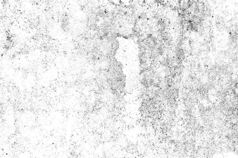 Donnez au style une consistance rugueuse grunge abstrait noir et blanc Texture d'abr?g? sur cru de la vieille surface Mod?le et t photographie stock libre de droits