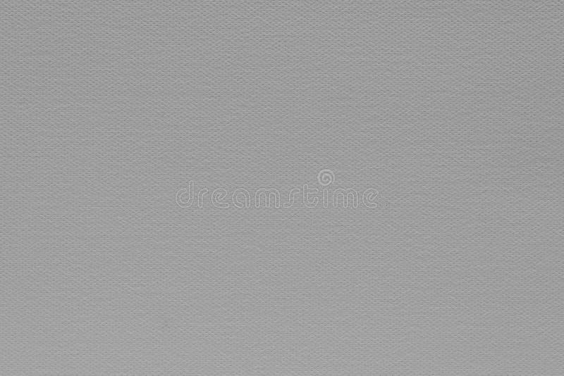 Donnez au tissu tacheté ou au matériel une consistance rugueuse de papier de couleur grise pâle images libres de droits