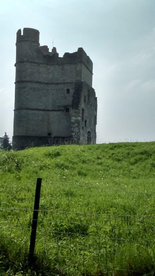 Donnington castle royalty free stock photography