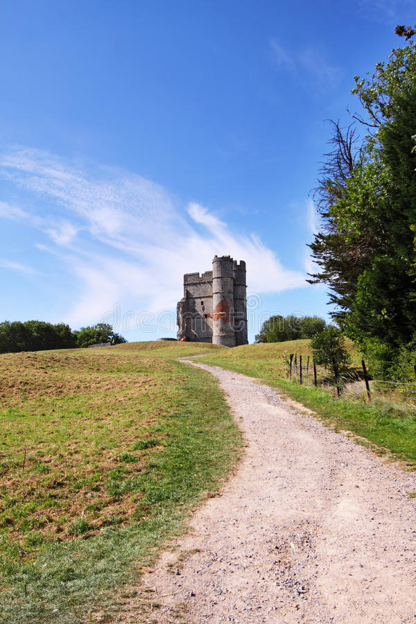 Free Donnington Castle In England Royalty Free Stock Image - 20604436