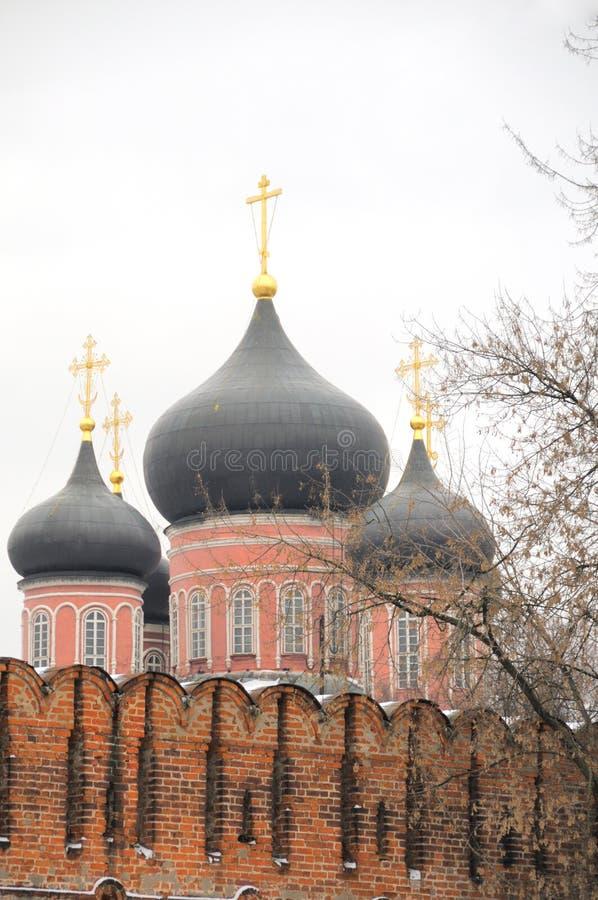 Free Donskcoi Monastery Stock Photo - 4665540