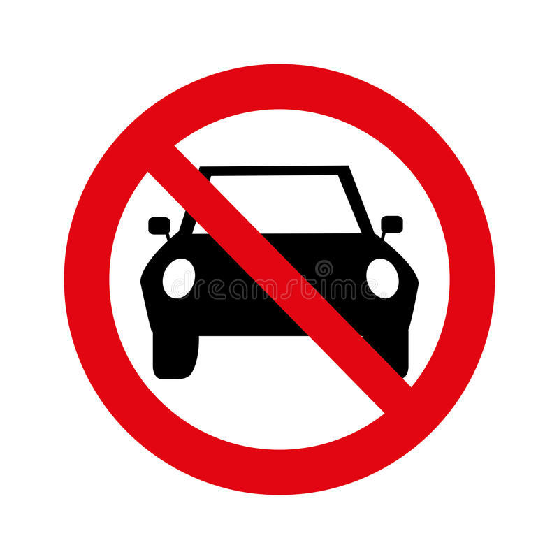Dont parking signal icon. Vector illustration design vector illustration
