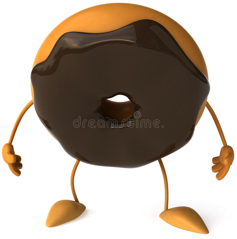 Download Donut Royalty Free Stock Photography - Image: 18223587