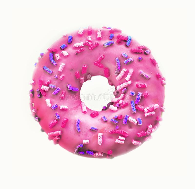 Donut classic retro royalty free stock images