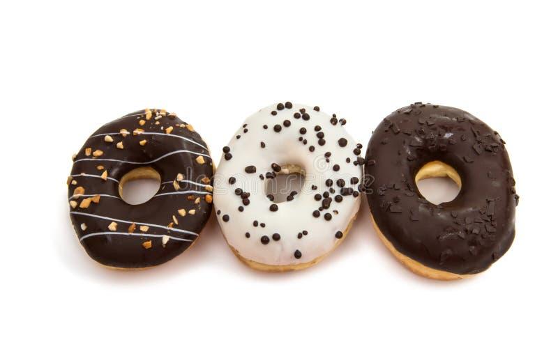 donut glaze royalty free stock photo