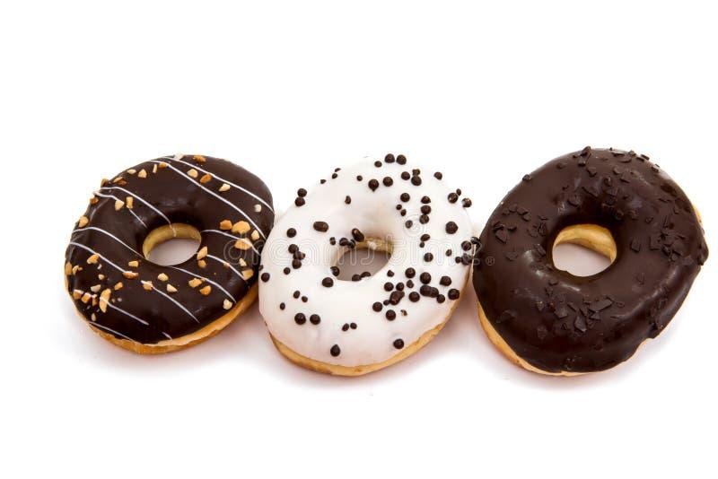 donut glaze royalty free stock images