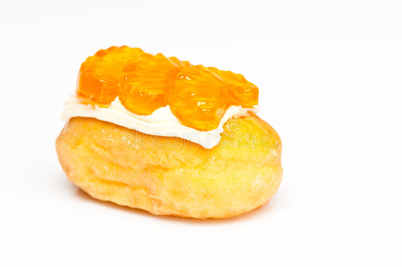 Download Donut on isolate stock photo. Image of flour, hungry - 21337244