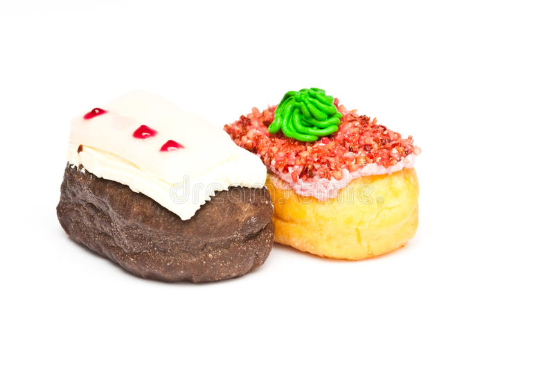 Download Donut on isolate stock image. Image of market, shack - 21356947
