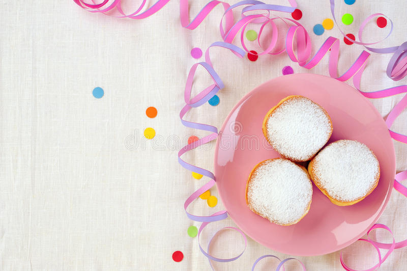 donuts взбрызнули 3 стоковая фотография rf