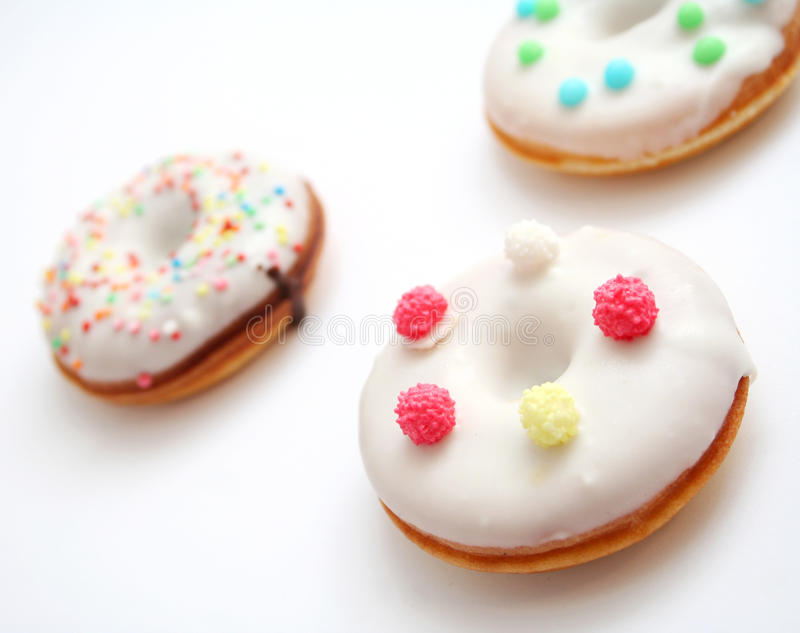 Download Donuts stock photo. Image of donuts, dessert, food, colourful - 10345176