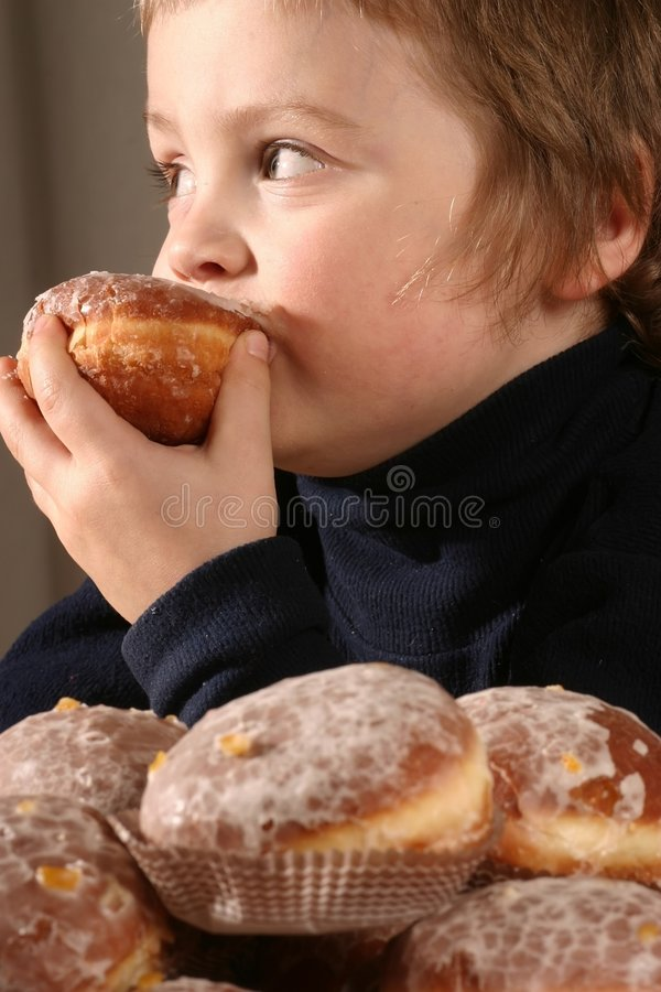 Download Donuts stock image. Image of iced, rolls, appetite, donuts - 1688033