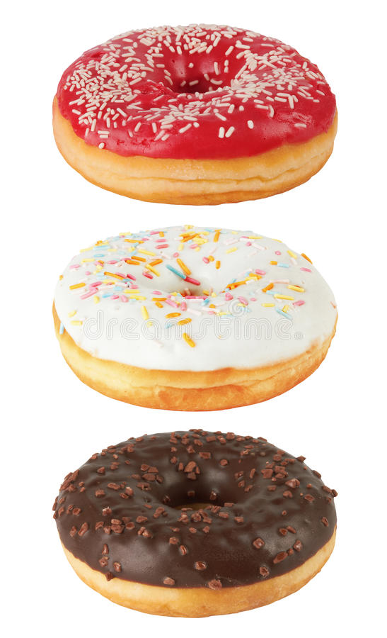 Download Donuts stock image. Image of background, cupcake, cream - 27648963