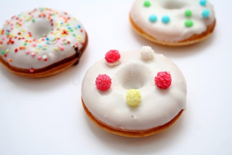 Donuts stock foto's