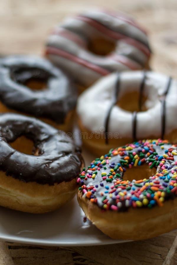 Donuts royalty-vrije stock fotografie