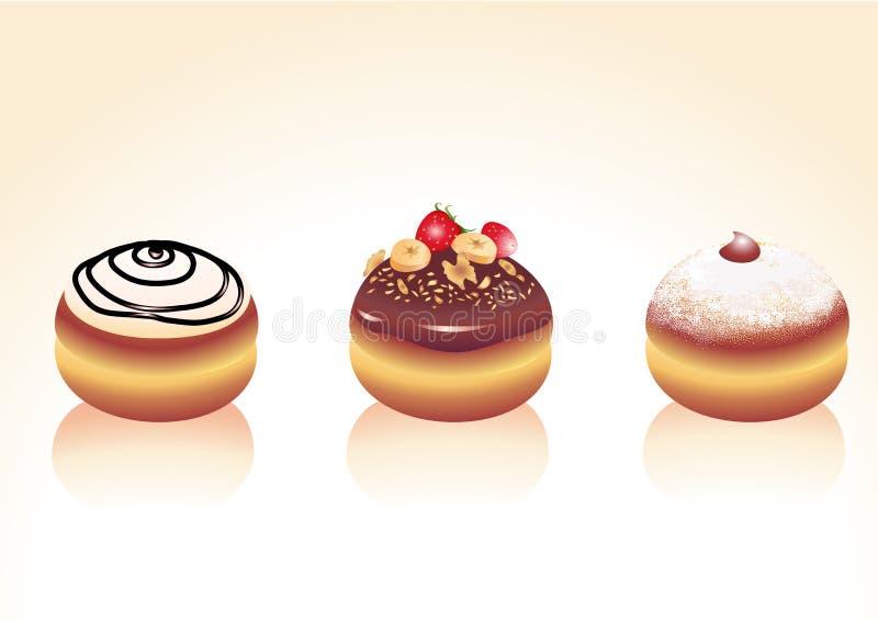 Donuts ilustracji