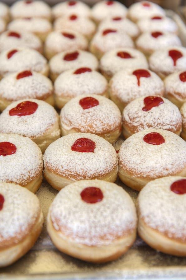 donuts hannuka στοκ φωτογραφία με δικαίωμα ελεύθερης χρήσης