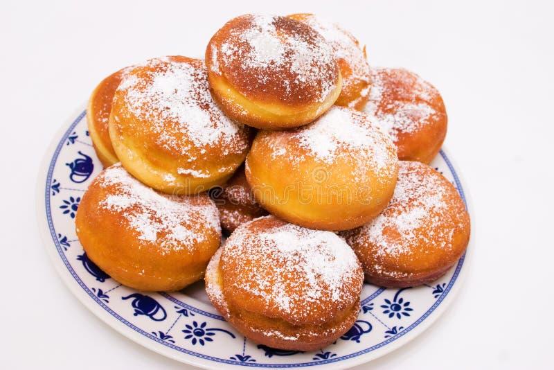 donuts niemiec krapfen typowego obrazy royalty free