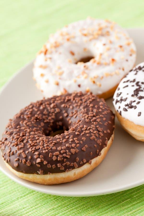 donuts słodcy zdjęcie stock