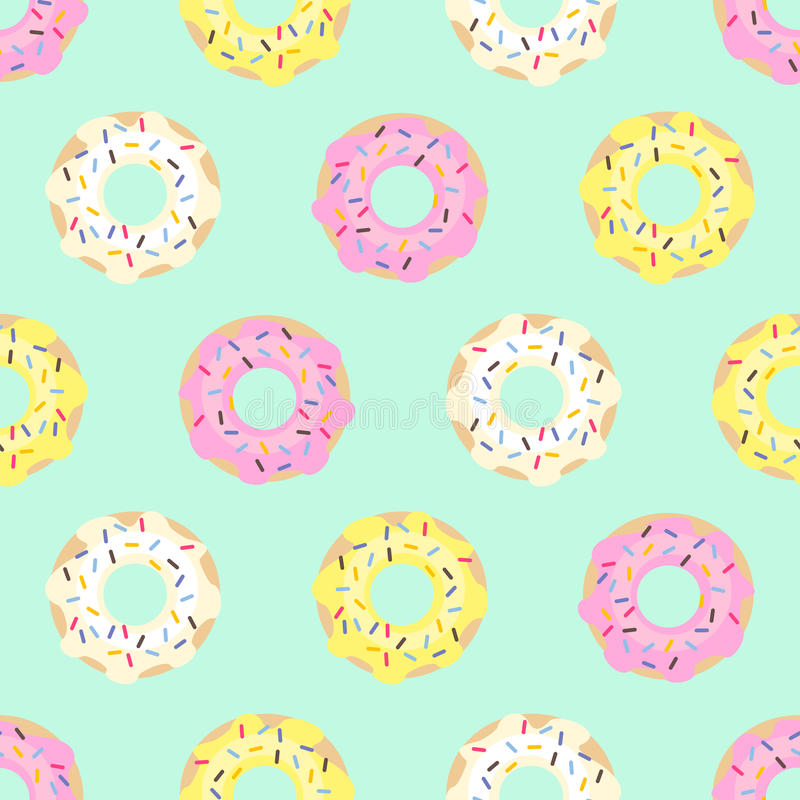 Cute Donut Background Images Free Download