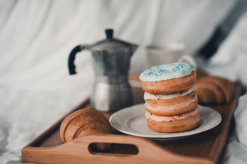 donuts smakowici obraz stock