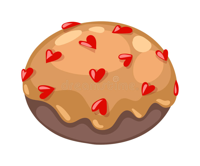 Donutsvector vector illustratie