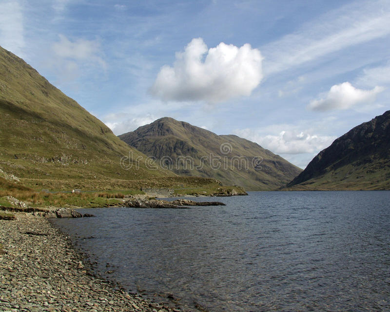 Download Doo Lough On The Road From Louisburgh Stock Photo - Image: 13185482