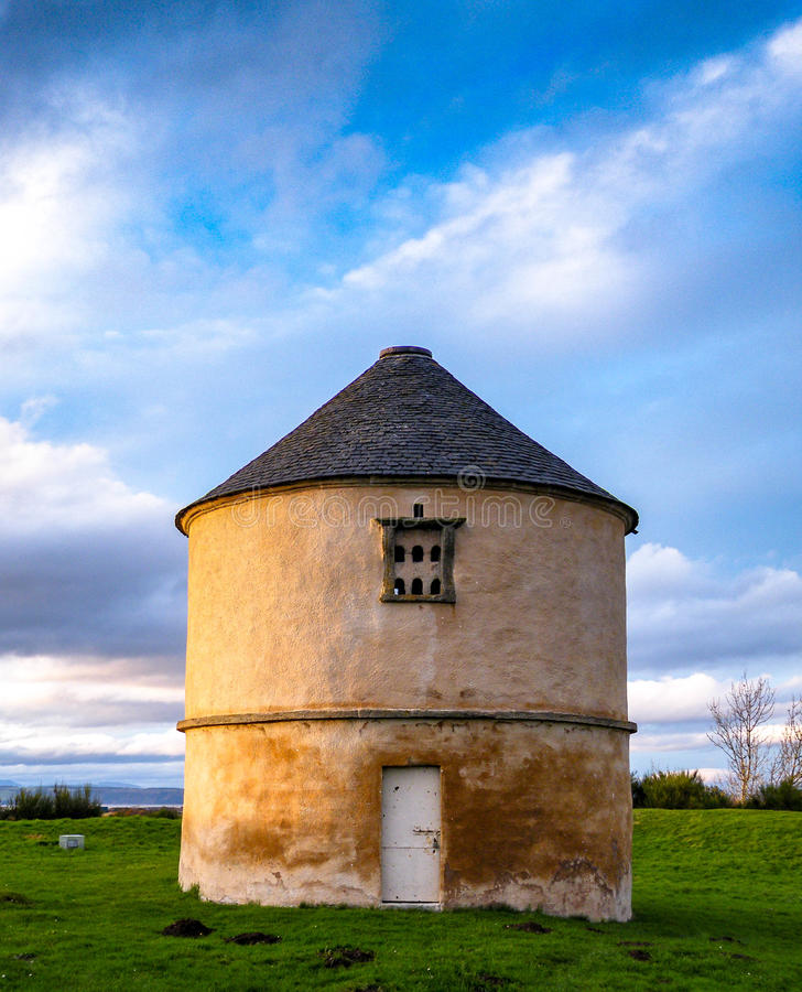 Doocot royalty free stock photo