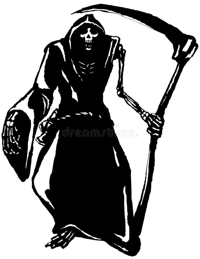 Dood vector illustratie