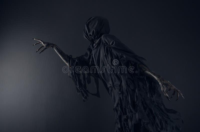 Dood daemon royalty-vrije illustratie