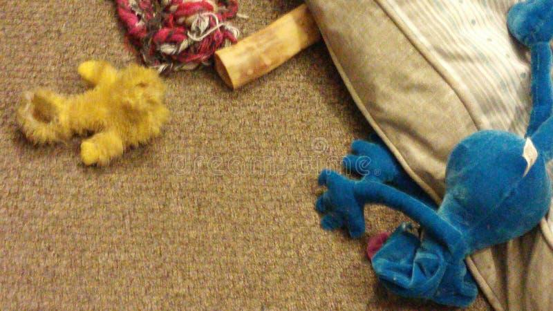 Dood van Grote Vogel & Grover stock fotografie