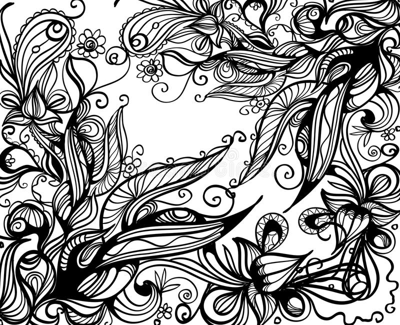 Download Doodle предпосылки иллюстрация штока. иллюстрации насчитывающей конструкция - 12547929