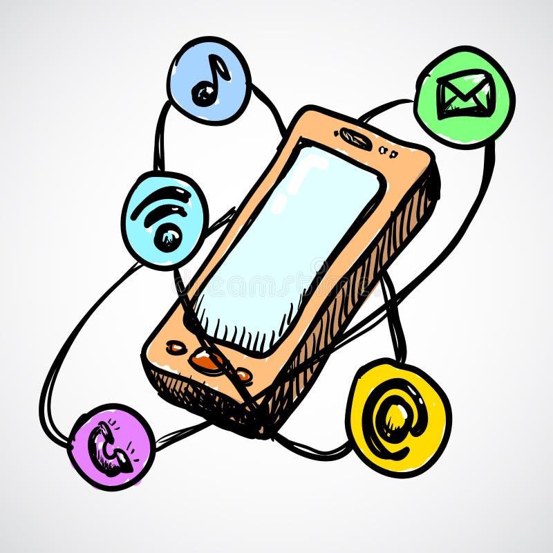 Doodle smartphone concept