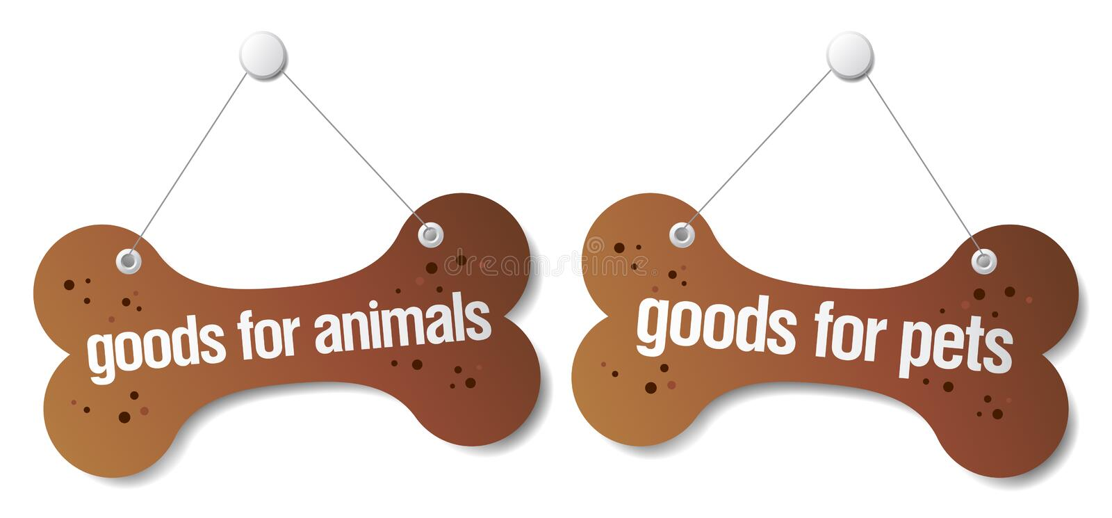 Download Doods For Pets Signs Royalty Free Stock Image - Image: 22752666