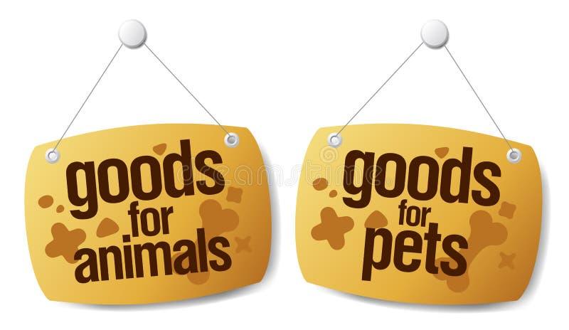 doods zwierząt domowych znaki
