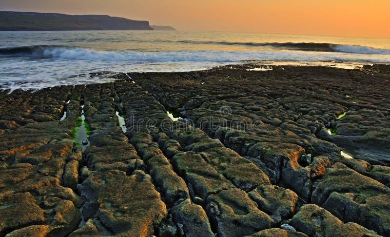 Doolin Beach, County Clare, Ireland Stock Image