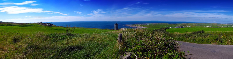 Download Doolin Co. Clare Ireland stock photo. Image of castle - 26100458
