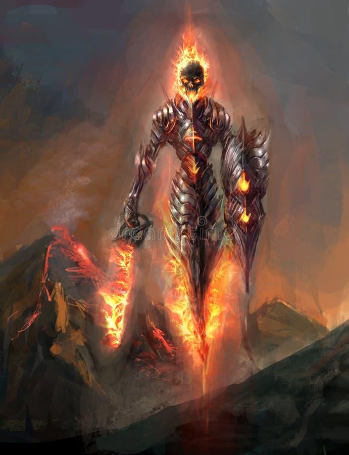 Doom vector illustration