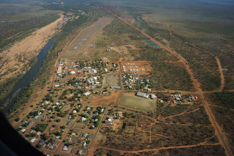 Doomadgee community Queensland Australia stock photo