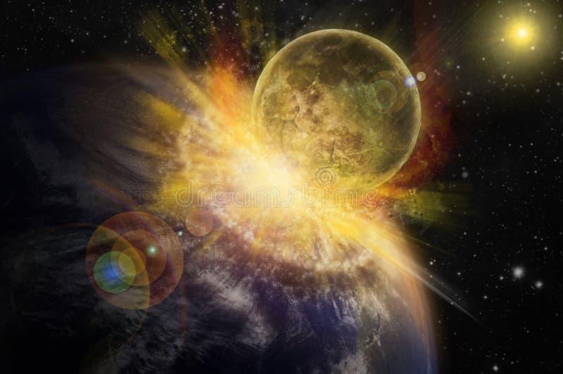 doomsday illustration de vecteur