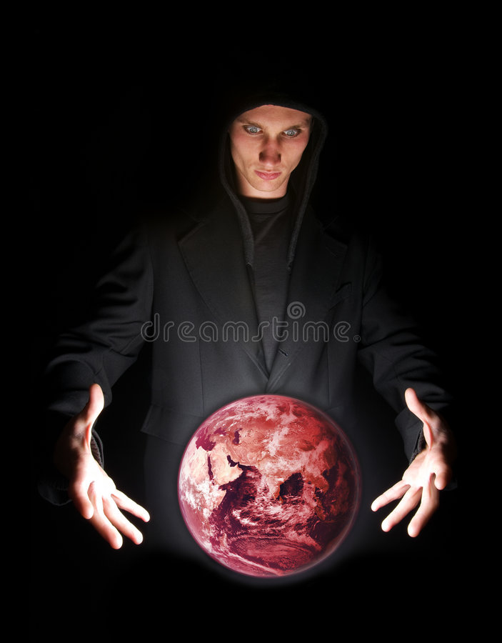 Download Doomsday stock image. Image of fortune, glowing, dark - 7127985
