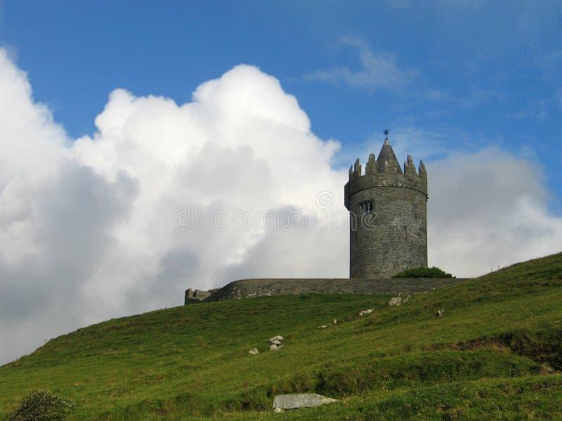 Download Doonagore Castle stock image. Image of doonagore, historic - 244799