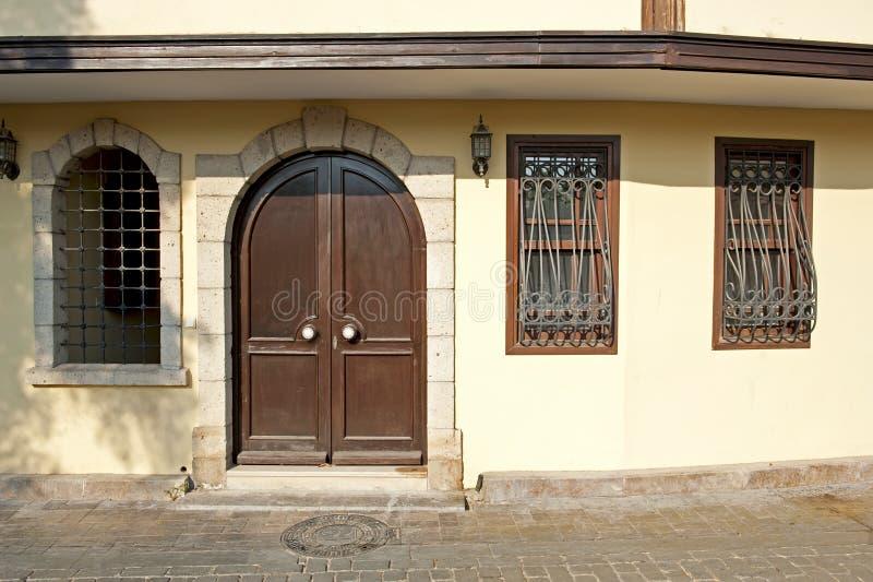 Download Door stock image. Image of metallic, architecture, doorway - 26729549