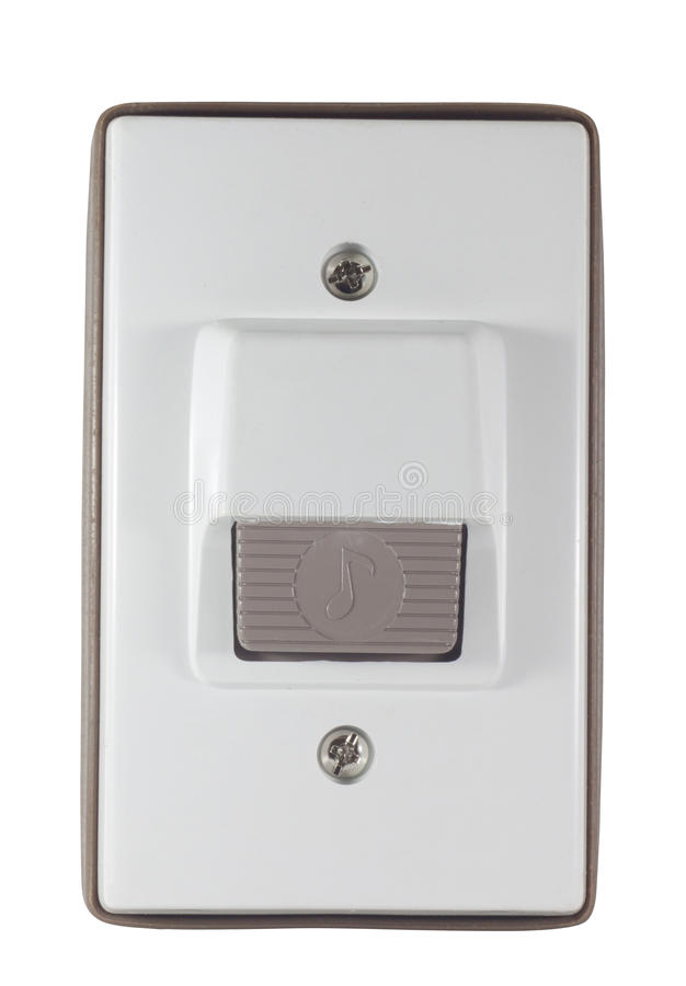 Download Door bell ring stock photo. Image of electronic, building - 25132762