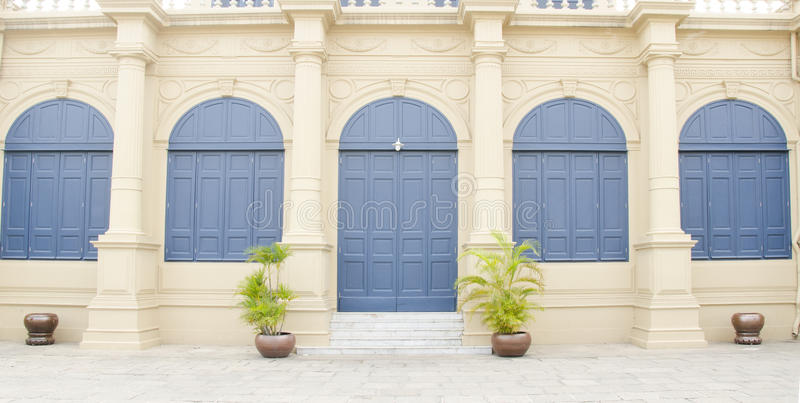 Download Door Of Building In Royal Grand Palace In Bangkok Thailand Stock Photo - Image & Door Of Building In Royal Grand Palace In Bangkok Thailand Stock ...