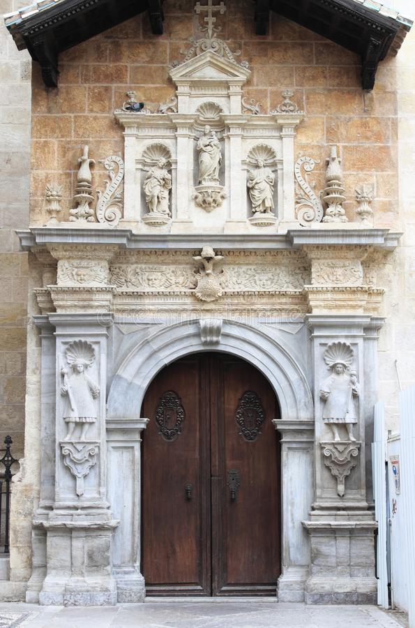 Download Door Of The Chapel Of The Catholic Kings Stock Photo - Image of christianity & Door Of The Chapel Of The Catholic Kings Stock Photo - Image of ...